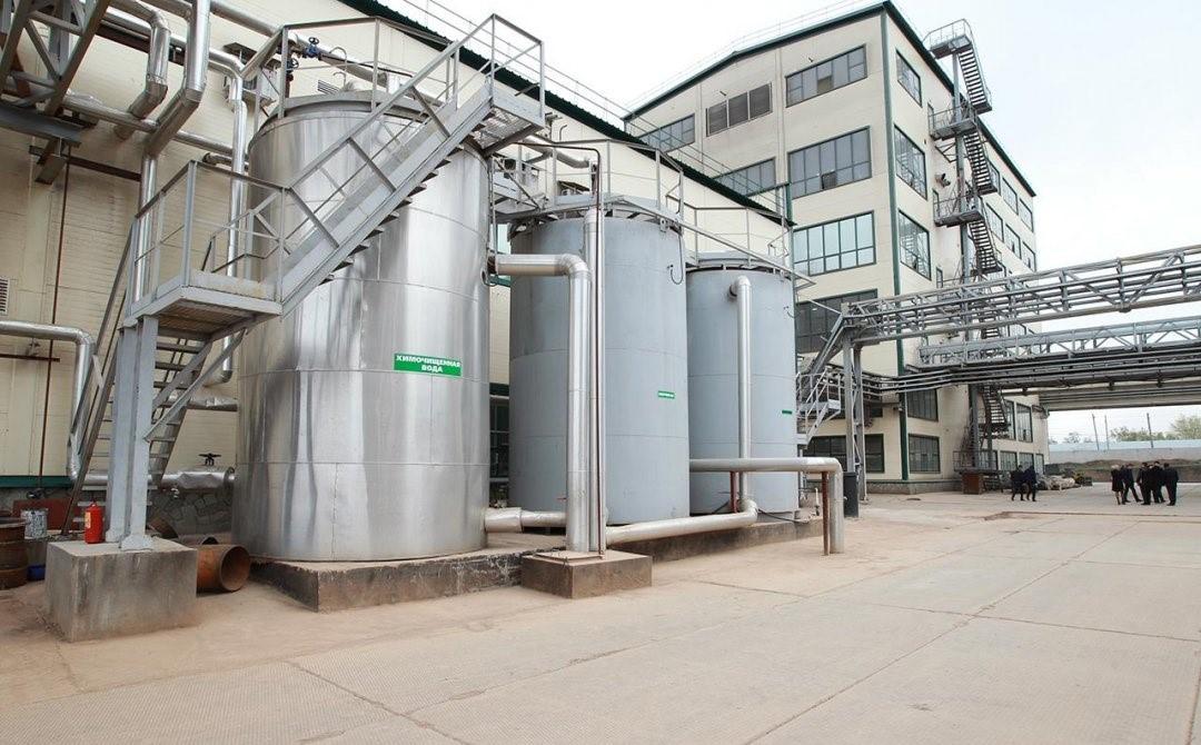 Маслоэкстракционный завод «Маячный»